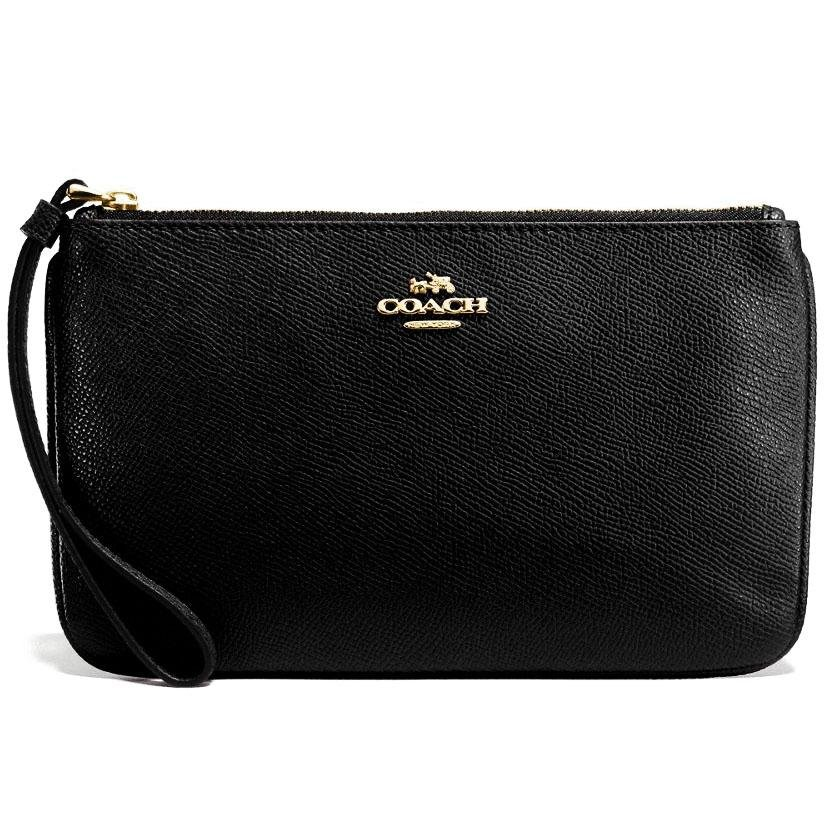 3769efe886cb Coach Large Wristlet In Gift Box 100% Authentic Many Designs and Colours  New Arrival F57465
