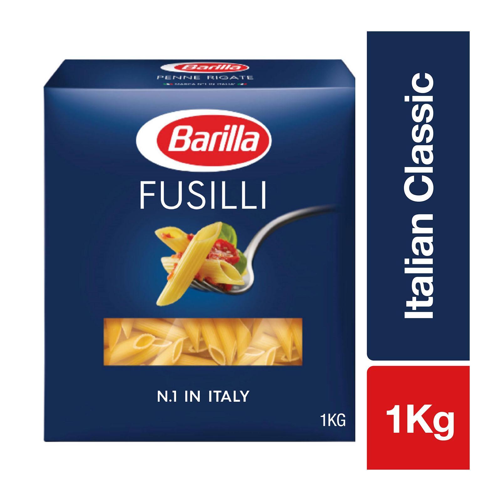 Barilla Fusilli Gluten Free Pasta