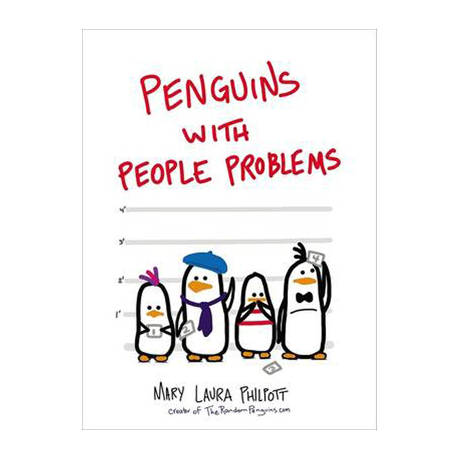 Penguins With People Problems (Hardback)