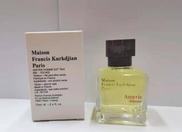 Buy Maison Francis Kurkdjian Paris Amyris Homme Edt for Men 70ml Singapore