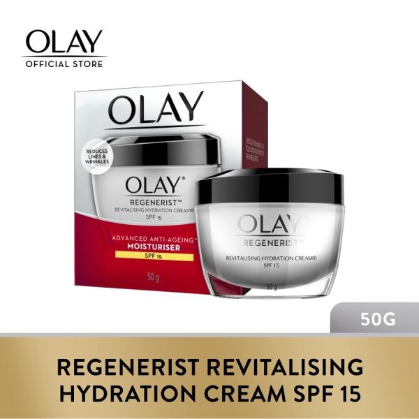 Buy Olay Regenerist Revitalising Hydration Cream SPF 15 50g Singapore