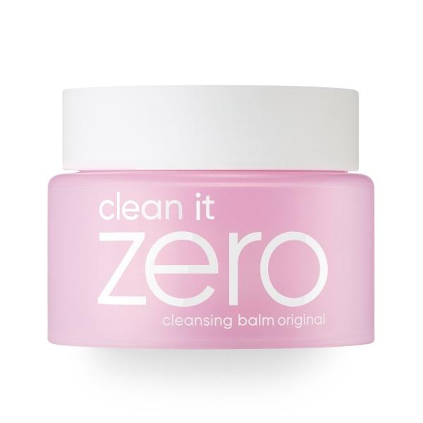 Buy BANILA CO Clean it Zero Cleansing Balm Original (100ml) + Foam Cleanser 30ml Singapore