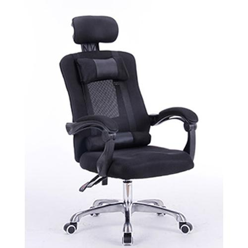Local Seller (Free Installaiton) Director Chair Ergonomic Style Function Adjustable Reclineable Executive Office Chair (Without Legrest/With Legrest) (Mesh-Without legrest)