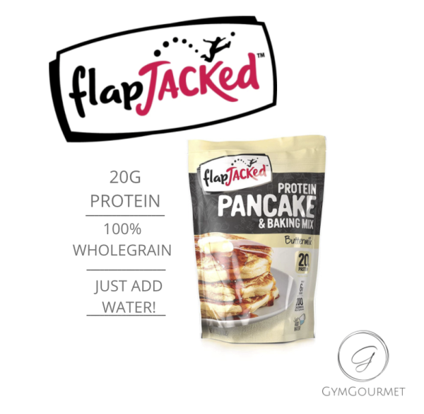 Buy Protein Pancake/Waffle mix COMBO (20gProtein/serving) Singapore
