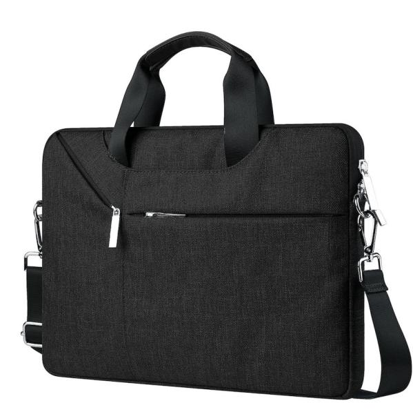 cT 13inch Premium sling briefcase with inner padding laptop sleeve bag cover padded 13.3inch