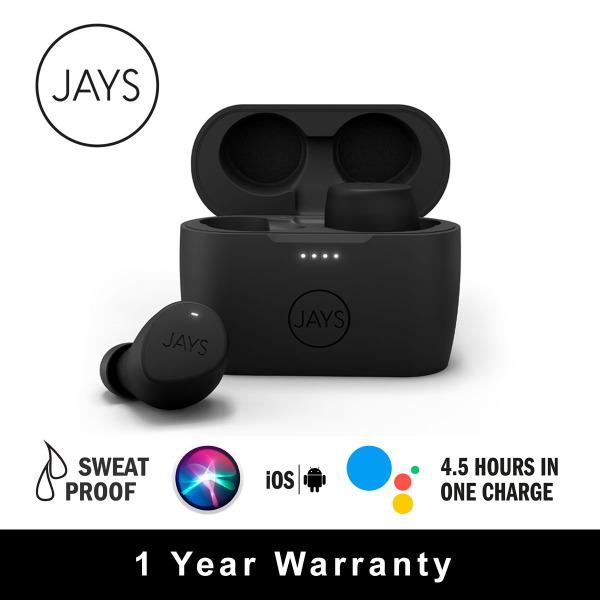 JAY m-Five True Wireless Earbuds Singapore