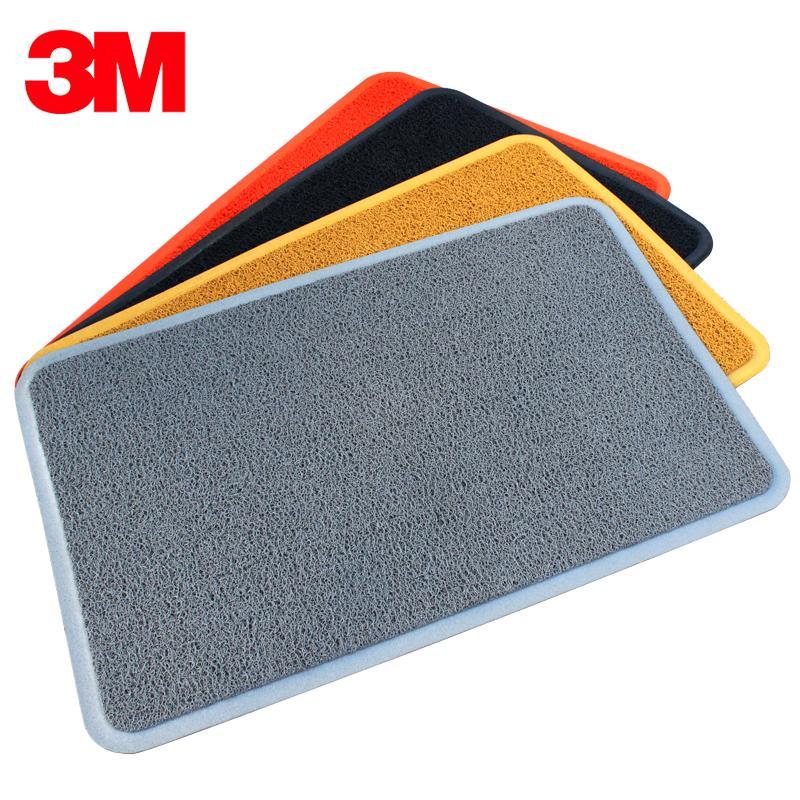 3M Dirt Trap Mat Flat Edged 60 x 90cm - Grey