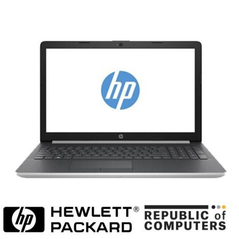 HP Notebook 15-da1028tx / i5-8265U / Windows 10 / 15.6 / 8 GB RAM / 1 TB HDD / NVIDIA® GeForce® MX110