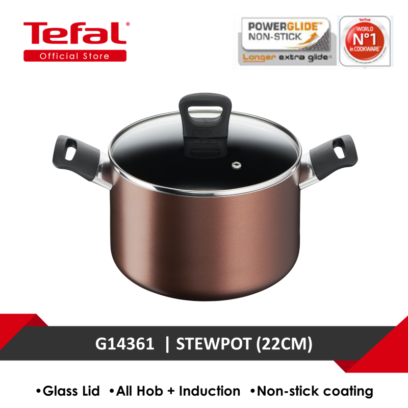 Tefal DAY BY DAY Stewpot 22 cm with Lid G14361 Singapore
