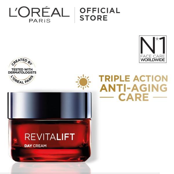 Buy LOréal Paris Revitalift Triple Action Anti-Aging Day Cream 50ml Singapore