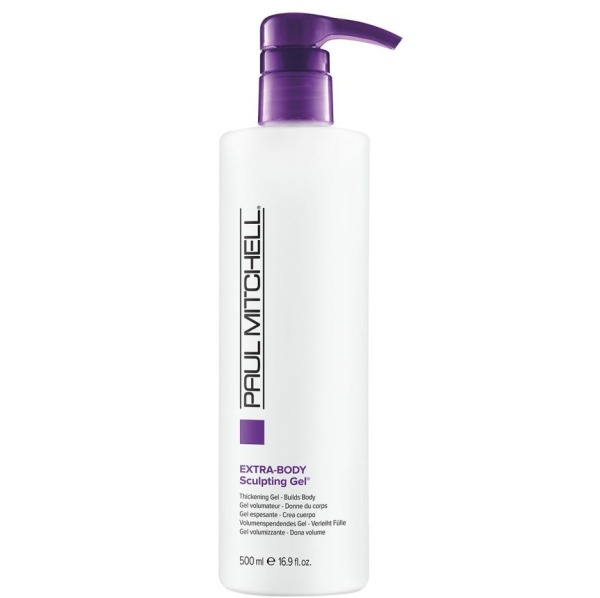 Buy Paul Mitchell Extra Body Sculpting Gel 500ml - Thickening Gel Pump up the volume with this body-building hair gel, without stickiness or flaking Extra-Body Singapore