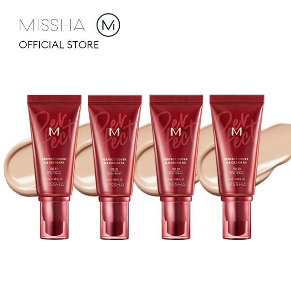 Buy [NEW] MISSHA M PERFECT COVER BB CREAM RX 50ml SPF42 PA+++ Singapore