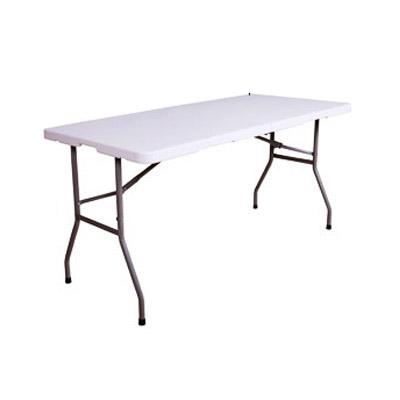 JIJI Portable Travel Outdoor HDPE Folding Table - Folding Tables / Foldable / Outdoors / Furniture (SG)