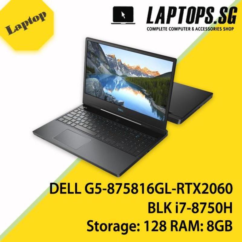 DELL G5 875816GL RTX2060 BLK 15.6 IN INTEL CORE I7-8750H 8GB 1TB+128GB SSD WIN 10