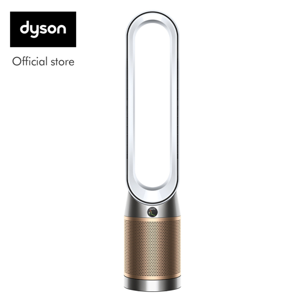 [COMING SOON] Dyson Pure Cool™ TP09 White Gold Tower Purifier Fan Singapore