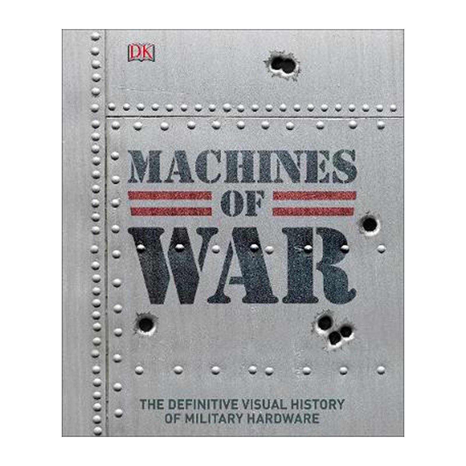 Machines Of War (Hardback)