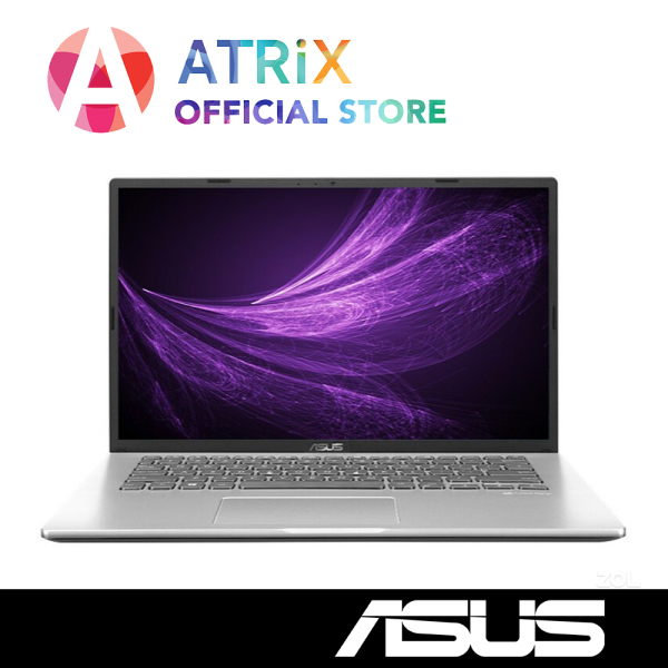 [READY-STOCK]2020 ASUS Vivobook 14 X409MA | 14inch FHD | Pentium® Silver N5000 | Win10 Home | 4GB DDR4 RAM | 512GB PCIe SSD | 1 Yr ASUS Warranty | Ship out by today, delivery 3~5days