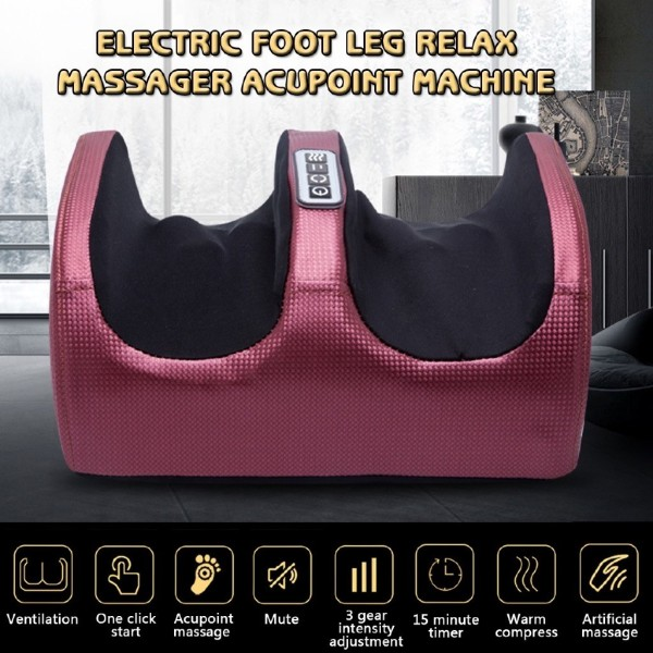 Foot Leg Massager Machine Electric