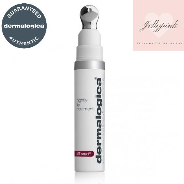 Buy Dermalogica Nightly Lip Treatment 0.34oz / 10ml (Try Me) Singapore