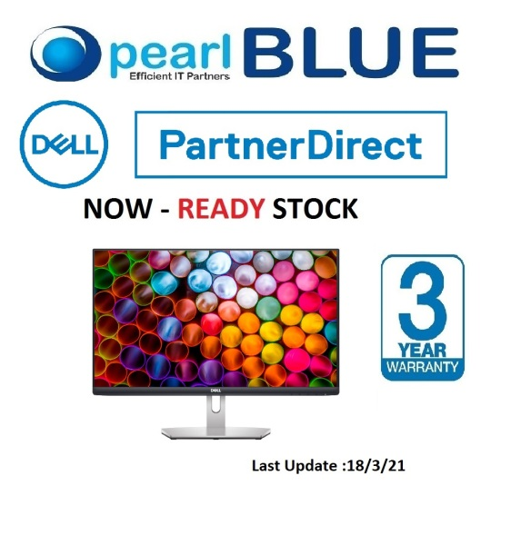 """[READY STOCK] Dell 24 Monitor - S2421H 