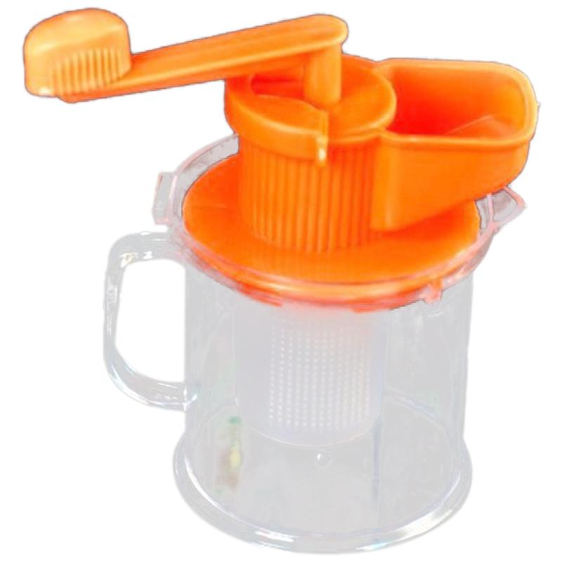 Multifunction Manual Soymilk Maker Cup Juicers Juice Extractor Portable Multi-Function Manual Soymilk