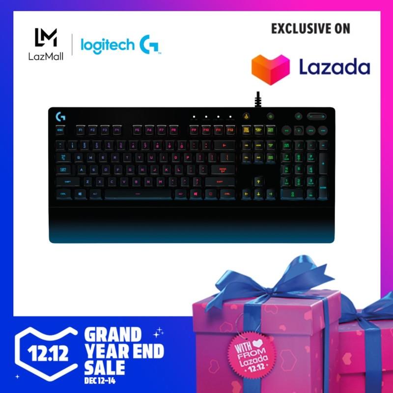Logitech G213 RGB GAMING KEYBOARD 1 Singapore