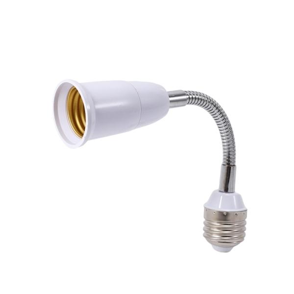 Bảng giá LED light Bulb lamp Holder Converters Adapter Flexible E27 to E27 20cm Length Flexible Extend Socket Base Type Extension