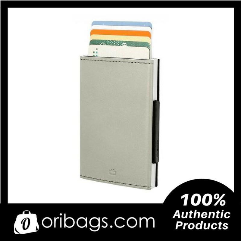 Ogon Cascade Wallet RFID Safe - Grey