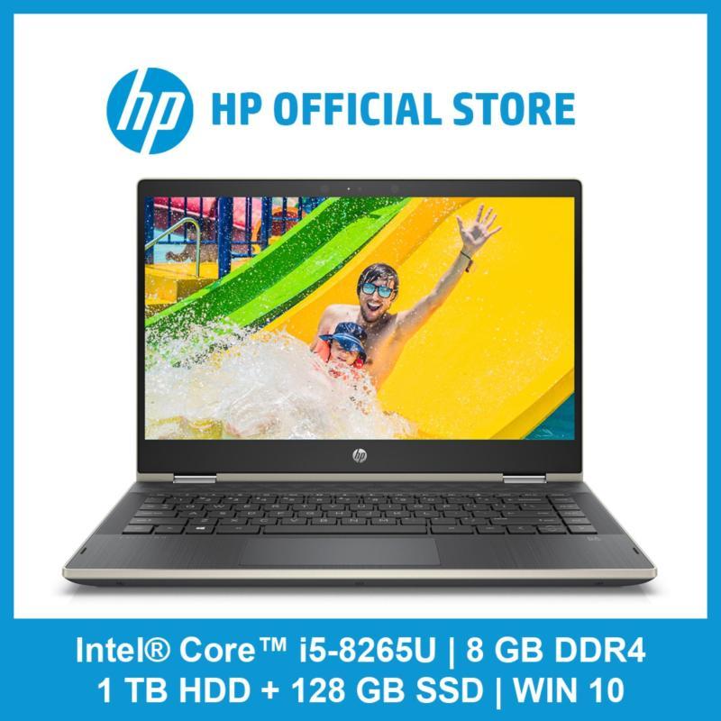HP Pavilion x360 14-cd1034tx/ i5-8265U/ 8 GB RAM/ 1 TB 5400 rpm SATA/ 128 GB SSD/ WIN 10