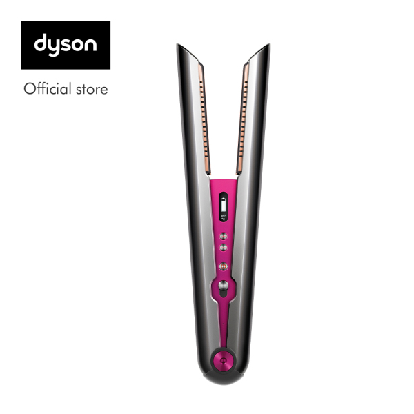 Buy Dyson Corrale™ Straightener Black Nickel Fuchsia Singapore