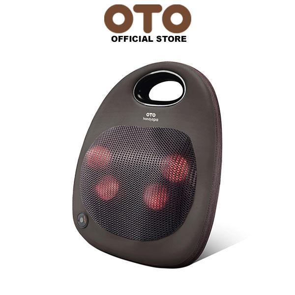 Buy OTO Official Store OTO Handy Spa HS-900[Chocolate] Wireless Back Massager Spa Forward, backward kneading Sleek, handy & very light weight Ergonomically designed, full support on lumbar area Singapore