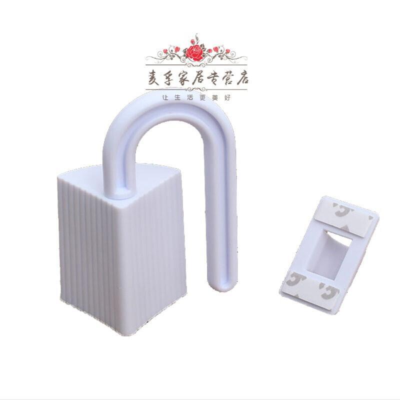 Baby Anti-7/Clip Hand Key Card Children Key Card Door Holder Door Stop Munce Thick Pack of 2