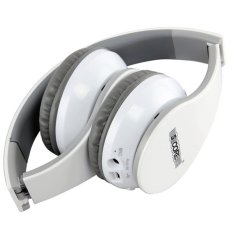 Price 5Core Bt 06 Over The Ear Bluetooth Headphonebluetooth Headset White Online Singapore