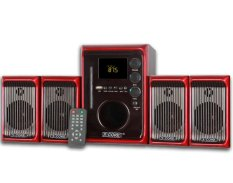 Best Reviews Of 5Core Ht 4107 4 1 Multimedia Home Theater System Export