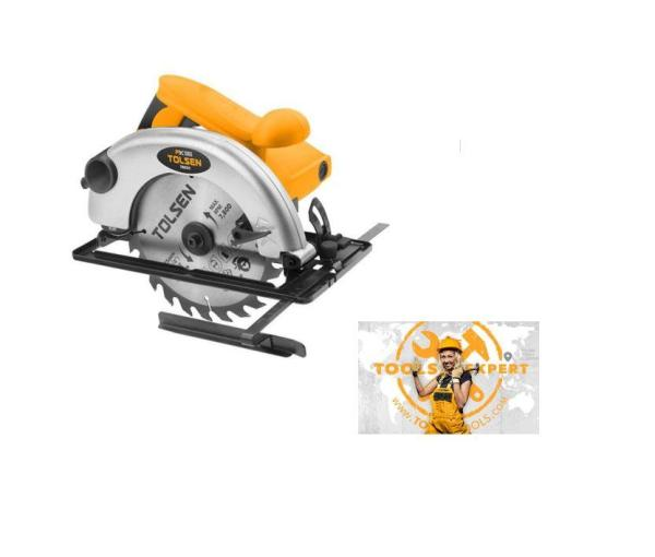 Tolsen Tools,185mm Circular Saw 230VAC 1200W
