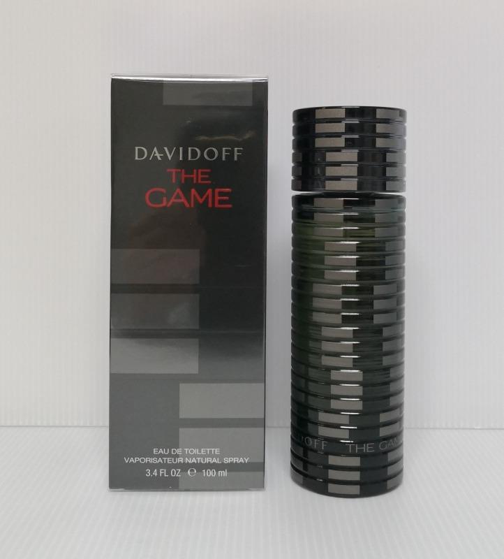 Buy Davidoff The Game Eau De Toilette Spray 100ml Singapore