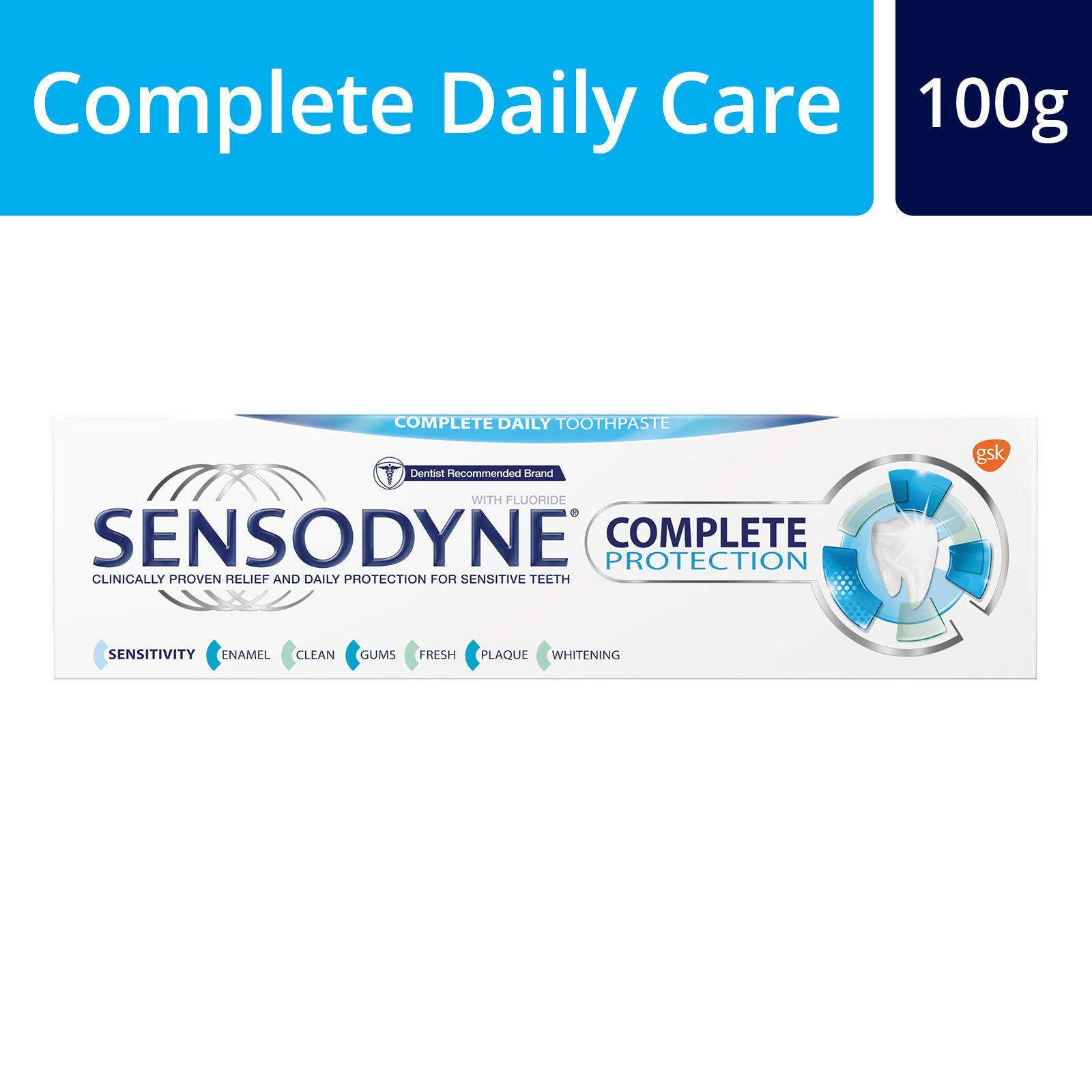 Sensodyne Sensitive Complete Protection Extra Fresh Toothpaste