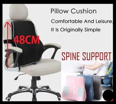 LOCAL SELLERMemory Foam Office Seat Cushion/ Back Cushion/ Neck Back Support