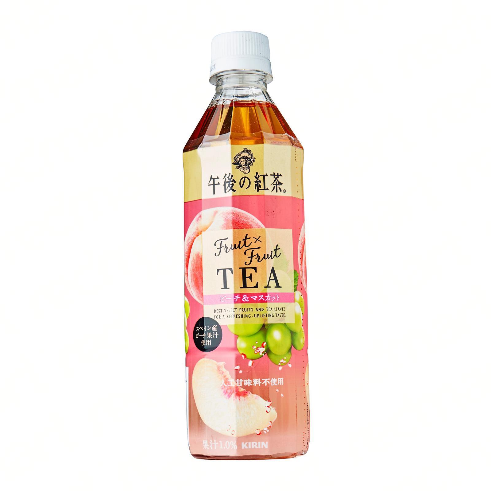 Kirin Peach And Muscat Grape Fruit Tea