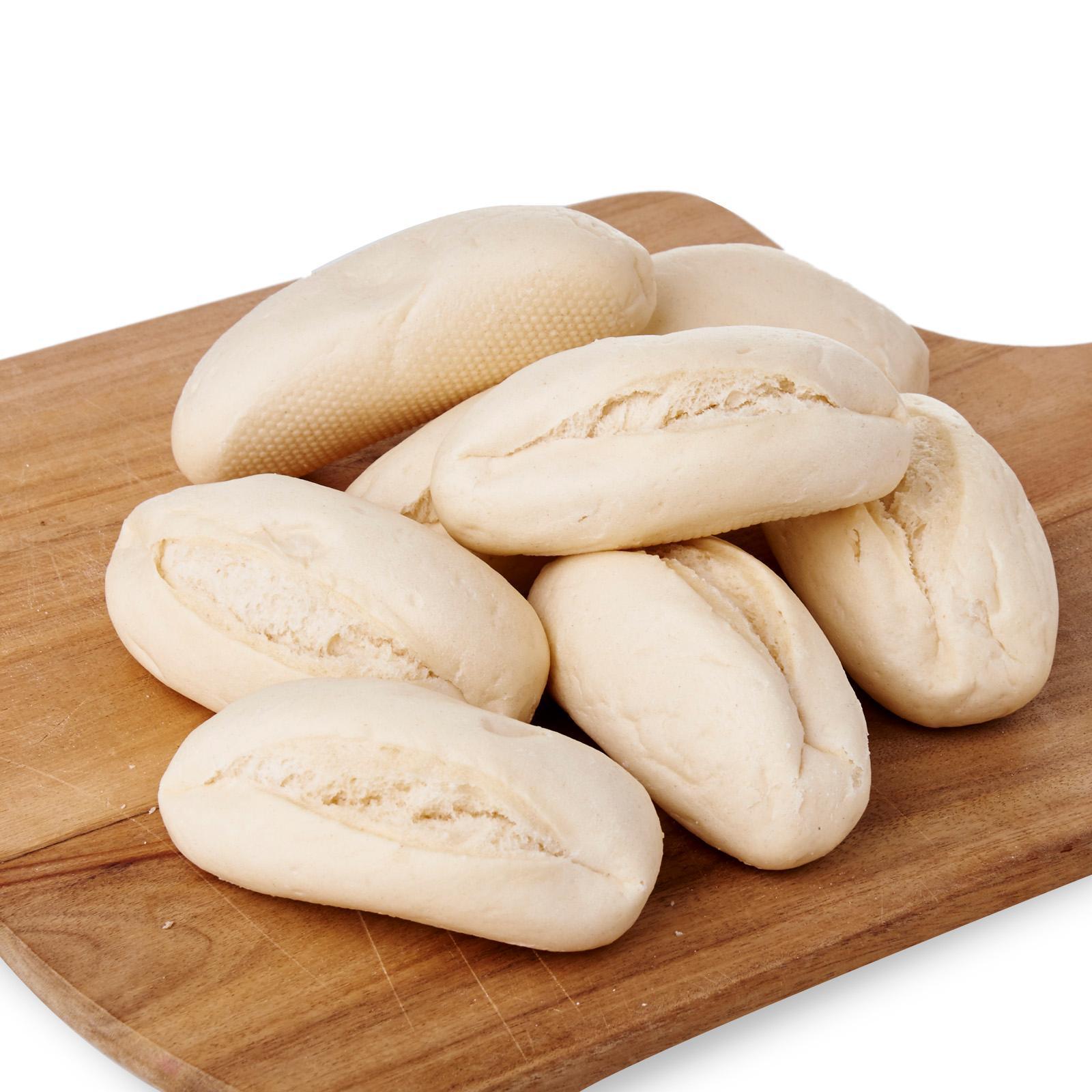 Bakehouse Crusty Bread Roll - Frozen By Redmart
