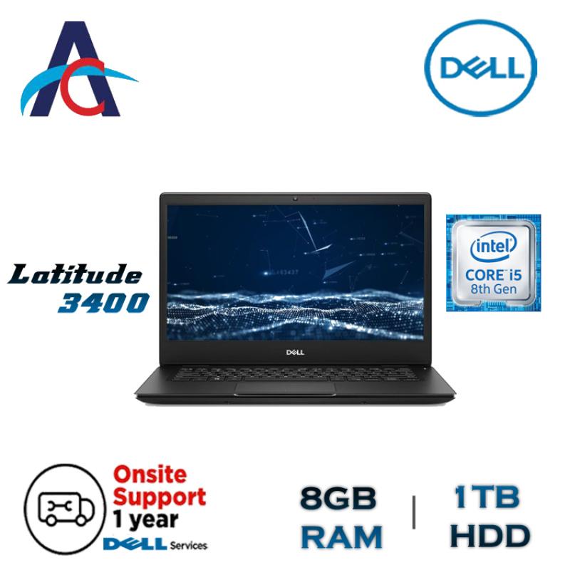 DELL LATITUDE 3400 LAPTOP (Intel Core i5 | 8th Generation)