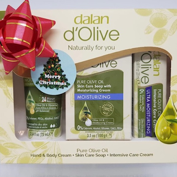 Buy Dalan D'Olive Gift Set Singapore