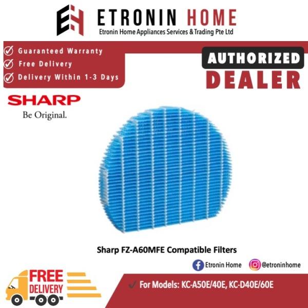 Sharp FZ-A60MFE Compatible Filters for KC-A50E/40E, KC-D40E/60E Singapore