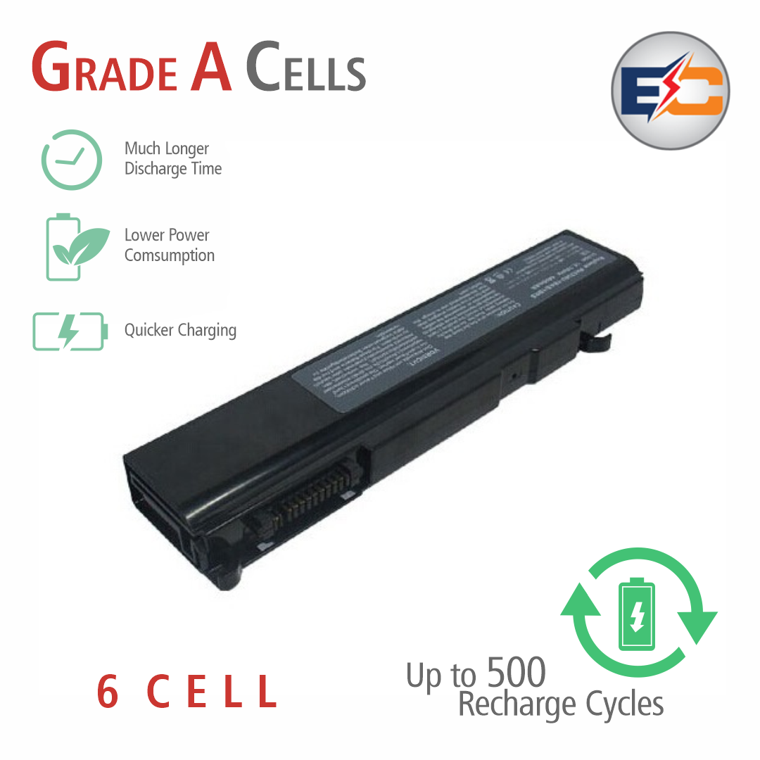 Replacement Laptop Grade A Cells Battery 3356/ 3357-3S2P Compatible with Dynabook Qosmio F20 Series, Satellite Pro S300M-EZ2402, Tecra M5-104, Dynabook Qosmio F20/370LS1, Satellite Pro S300M-EZ2405, Tecra M5-10K, Dynabook Qosmio F20/370LS2, Tecra M5-118