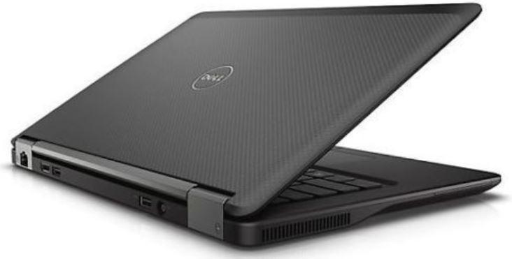 Refurbished Laptop Dell Latitude E7250 / Intel Core i5-5th Gen / 8GB RAM / 256GB SSD / Windows 10 / One Month Warranty