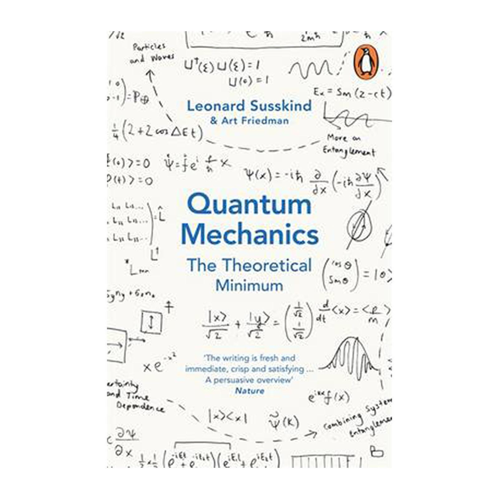 Quantum Mechanics: The Theoretical Minimum (paperback) By Redmart.