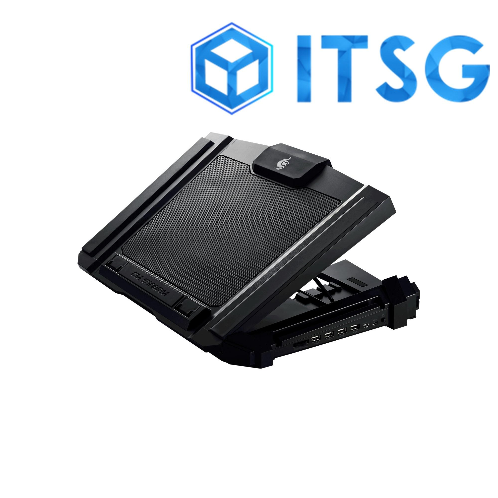 Cooler Master SF-17 180mm Fan Gaming Notebook Cooler