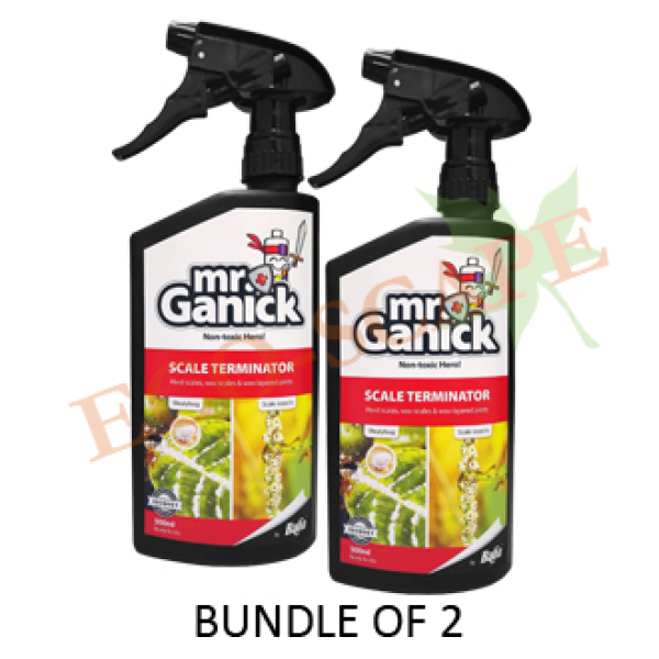 Scale Terminator Natural Pesticide Spray - [Bundle of 2]