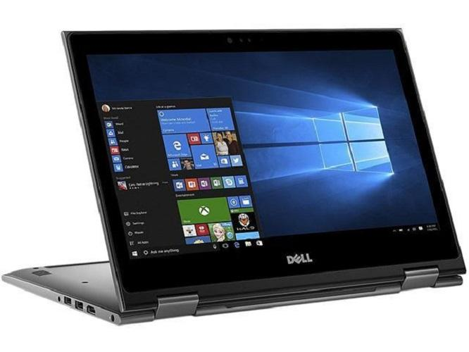 [NEW ARRIVAL  July 2019] DELL 8th Generation i5 Inspiron 13 (5379)  Series 2-in-1  Intel(R)Core(TM) i5-8250U 8GB DDR4  256GB SSD  Windows 10 Home 13.3-inch FHD (1920 x 1080) IPS Truelife LED-Backlit Touch Display with Wide Viewing Angles