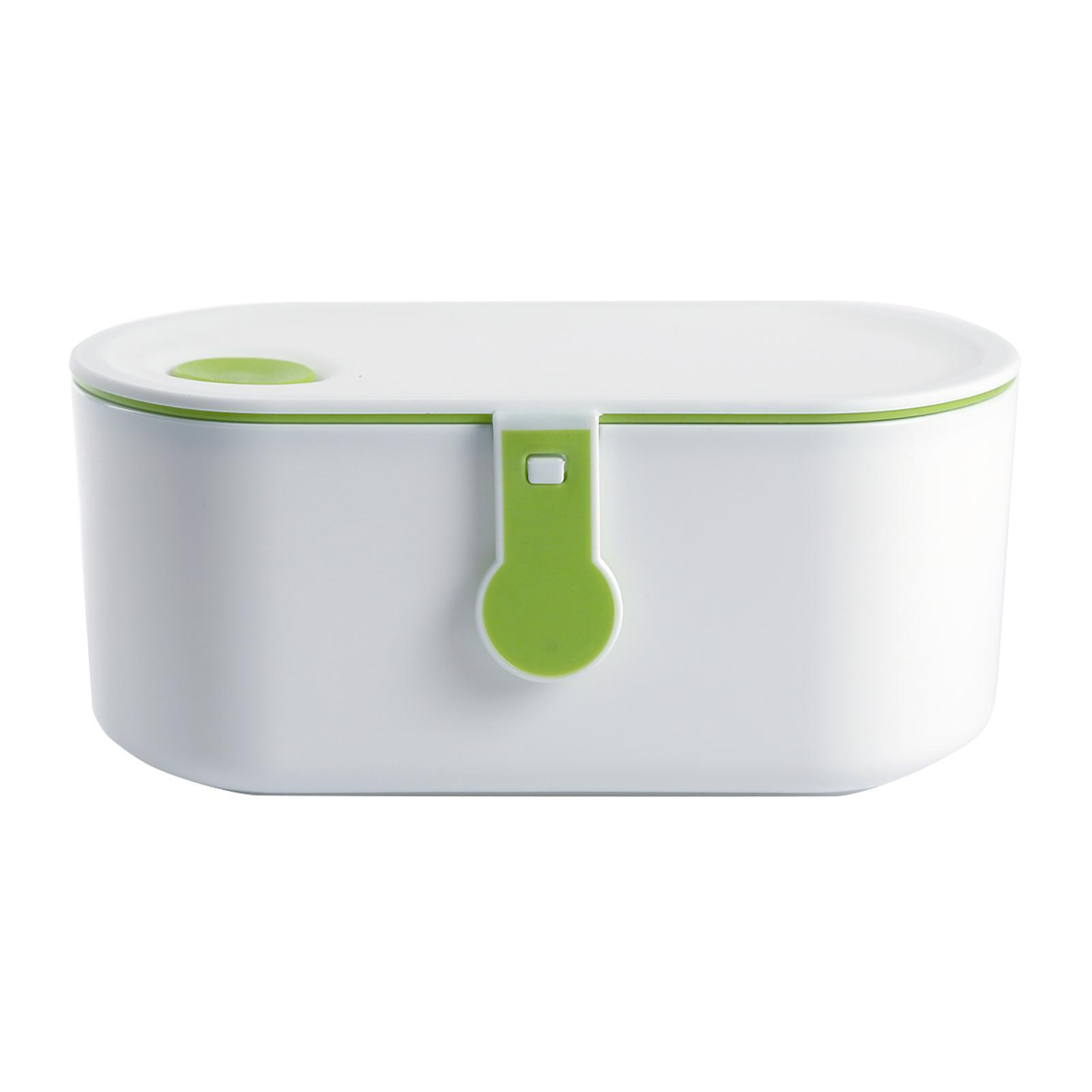 Axxel Fresh And Simple Lunch Box (Green)